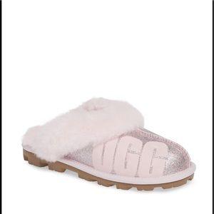 UGG sparkling genuine shearling slipper